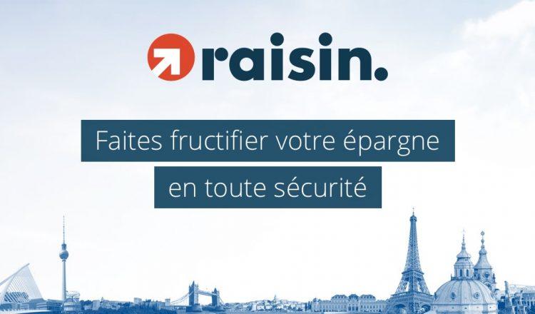 raisin épargne en ligne