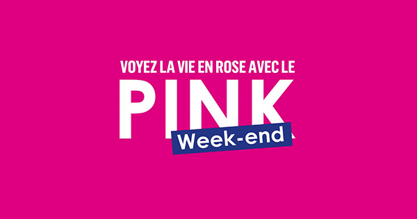 boursorama banque pink week end