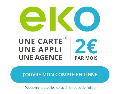 eko credit agricole 2€